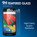Scratch Resistant Screen Protector for Motorola G2 Moto 2.5D Skin Cover Tempered Glass Protective Film Guard Membrane