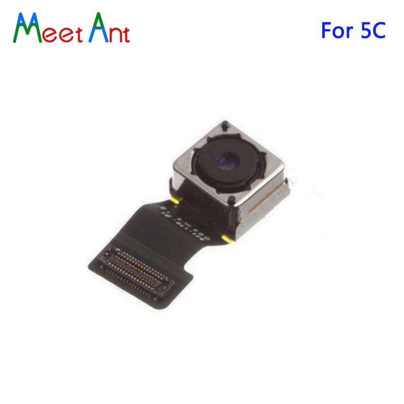 High Quality For iphone 5 5G 5S 5C Rear Back Big Camera Sensor Flex Cable Ribbon Repair Parts image