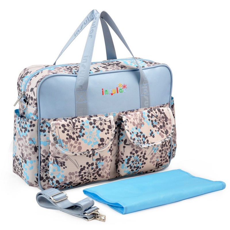 insular Diaper Bag For Mother Nappy Bag Durable Baby Bags For Stroller Baby Changing Bag Bolso Maternidad Tote