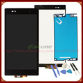 For Sony Xperia Z Ultra XL39h XL39 C6833 C6802 LCD Screen With Touch Screen Digitizer Assembly + Tools +Sticker FreeShipping