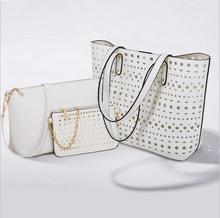 Famous Brand Women Bag Brand 2017 Fashion Women Messenger Bags Handbags PU Leather Female Bag 4