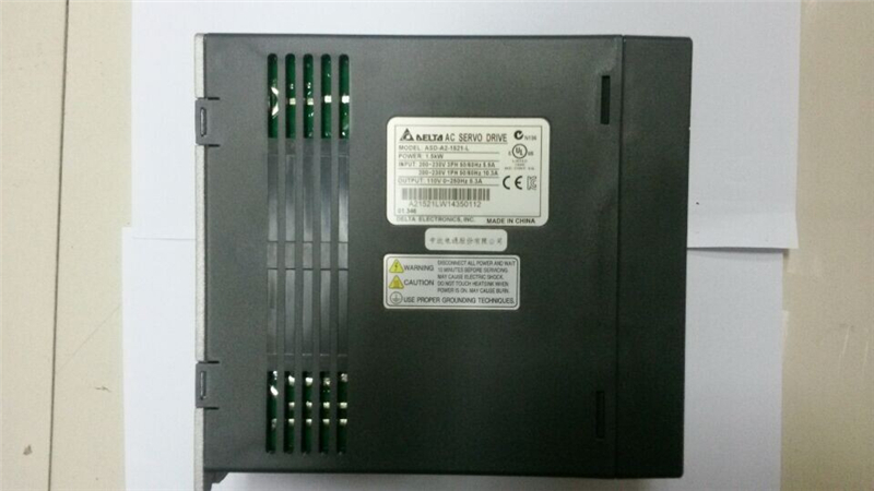 все цены на ASD-A2-1521-L Delta AC Servo Drive 1ph 220V 1.5KW 8.3A with Full-Closed Control New онлайн