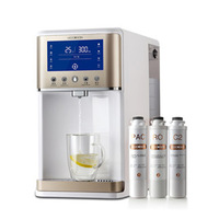 Water Purifier Home Water Filters Direct Drinking Tap Water Heating All in one Machine No Installation Desktop Water Dispenser