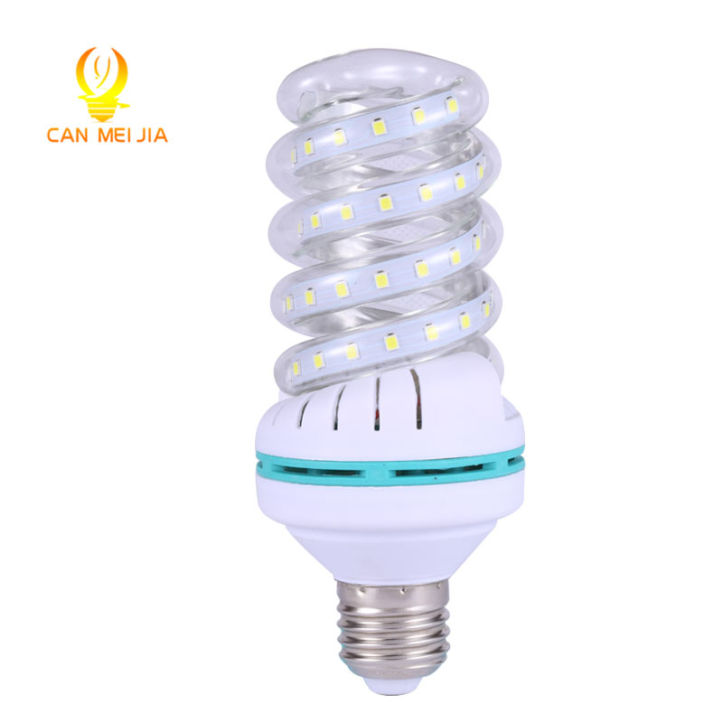Buy canmeijia led home lighting led corn bulbs light e27 12w 18w energy saving Household led light bulbs