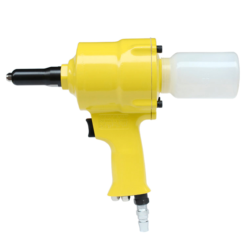 free shipping high quality taiwan air riveter gun pneumatic riveters pneumatic rivet gun  riveting tool 2.4mm-4.8mm 2017 high quality taiwan bao gong 1pk 816n pro skit high voltage insulation 1000v electrical set tool group free shipping