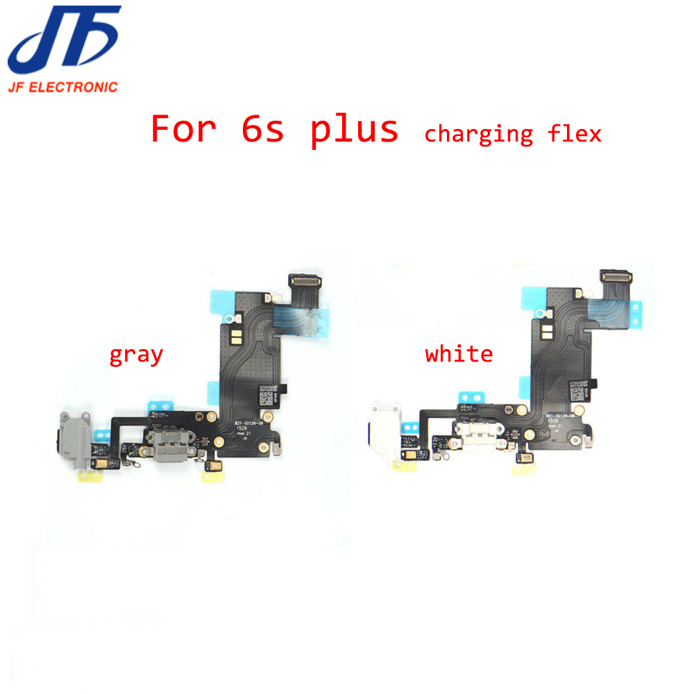 New For iPhone 6S plus 5 5 Charging Charger Port USB Dock Connector Flex Cable Headphone