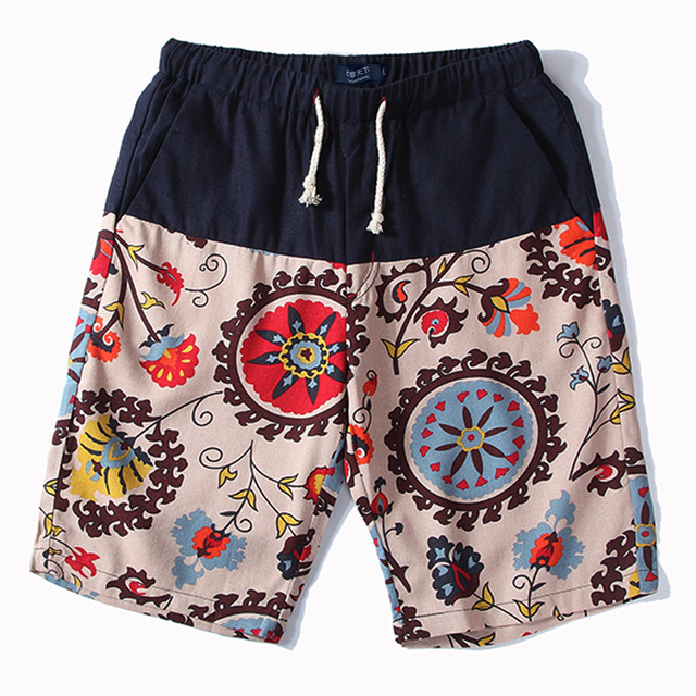 ew arrive Mens Shorts  Board Shorts Summer Beach Homme Bermuda Short Pants Quick Dry Silver Boardshorts  6xl 7xl 8xl