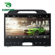 2GB RAM Octa Core Android 6.0 Car DVD GPS Navigation Multimedia Player Car Stereo for KIA Sportage 2010 2011 2012 Radio Headunit