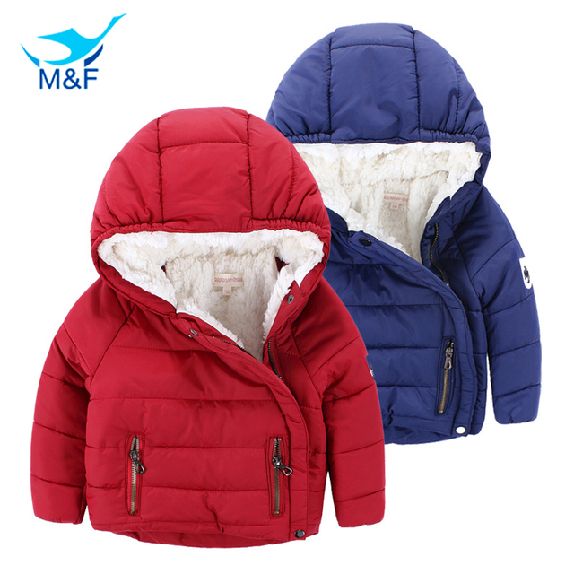 2016 Newest Boys Duck Down Coat Warm Children's Winter Thicken Jacket Casual Kids Outerwear & Coat Hooded Boy Down Parkas Jacket