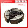 С водяным охлаждением KTM50 сцепление для JUNIOR SR KTM 50 50CC 50SX SX JR Senior 2002-2008