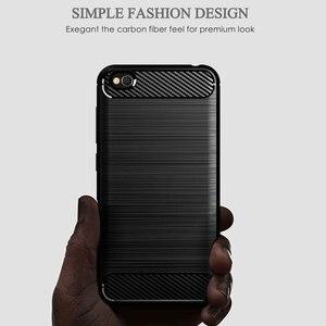 Image 3 - Funda de teléfono para Xiaomi Redmi Go silicona resistente armadura suave TPU cubierta Xiaomi Go Redmi Go Redmigo Xiomi fundas de carbono fundas Coque