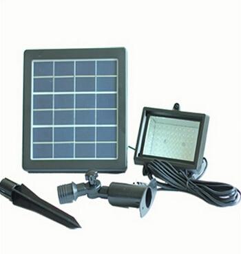 Colorpai Ny 36LED SMD Solar powered Landskabs lys udendørs flodlys til haven dekoration lys sol LED lys