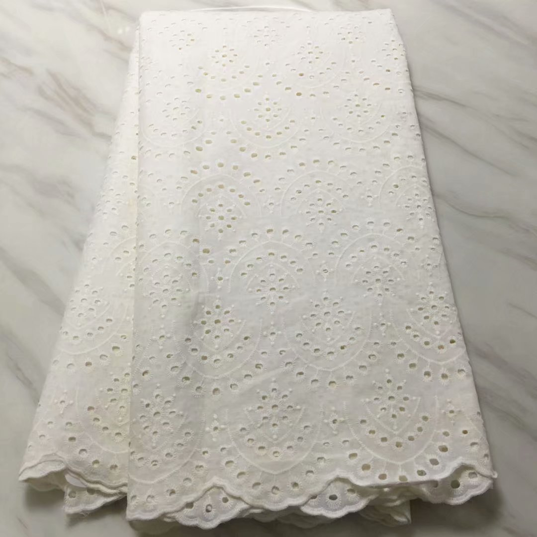 Lace Fabric 2019 High Quality Embroidered Trim Beaded Tulle Lace Fabric Onion Color African Lace Fabric For Women B8-3