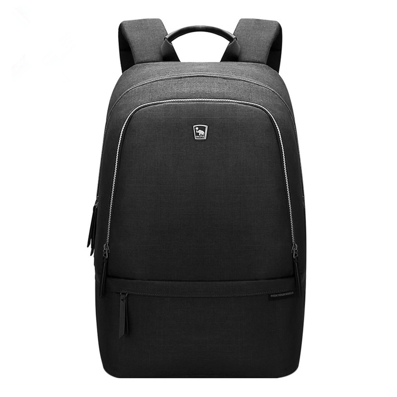 Oiwas Leisure Backpack Design With Tie Rod Fixing Band Shoulder Bag For Laptop Fashion Backpack Suitable For Business And Travel цена и фото