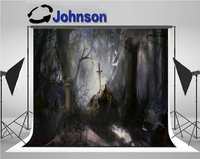 king sword stone forest tree backgrounds Vinyl cloth High quality Computer print wall photo backdrop
