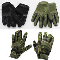 Military Army Tactical Airsoft Shooting Hunting Sports Combat Riding Full Finger Gloves