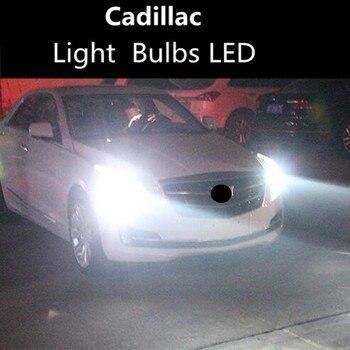 car Headlight Bulbs LED for Cadillac ATS-L XT5 ATSL SRX XTS  LED 9012 HIR2 6000K Corolla Light Bulbs LED