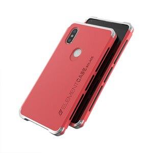 Image 3 - Étui de téléphone pour xiaomi mi mi x 2s Alu mi num cadre en métal couverture arrière en plastique dur pour Xiao mi mi mi x 2s Fundas sensation parfaite