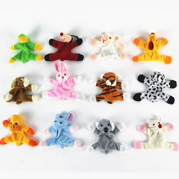 Transport gratuit 6pcs / Set originalitate Cute Animal frigider Magnet Stickers Plush Frigider Magnet Sticker