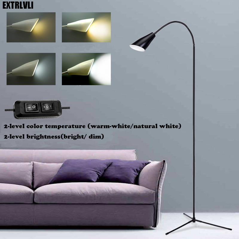 5v 1-8w Dimmable Light Modern Diy 28355smd Bedside  Floor Table Led Lamp  Usb   Flower   Type Reading Hotel Living Room