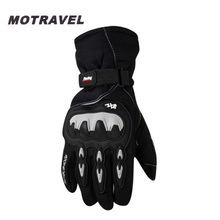 Мотоцикл Защитные Перчатки Зима Теплая Водонепроницаемый мужские Перчатки Открытый Езда Перчатки Guantes Luvas Мото Alpine Мотокросс Звезды