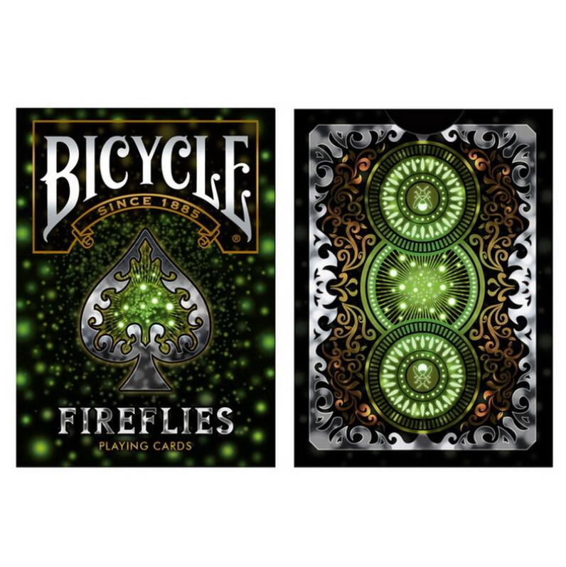 Bicycle Fireflies Deck Playing Cards Magic Category