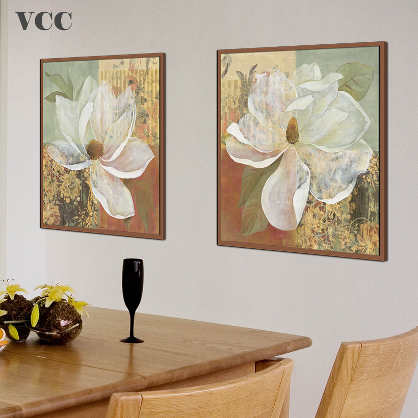 Wall Painting Flowers Picture Wall Art Canvas Painting Paintings On The Wall Pictures For Living Room Home Decor VCC
