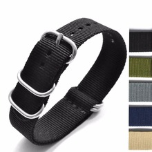 Grade Nylon Watchbands, 18MM / 20MM / 22MM / 24MM  NATO Strap For Military Watchbands, Fast Delivery цены