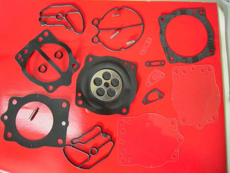 Keihin CDK II Kawasaki ZXI Polaris jet ski carburetor watercraft jet skiing boat ZXI SHL POLARI rebuild kits/repair kit