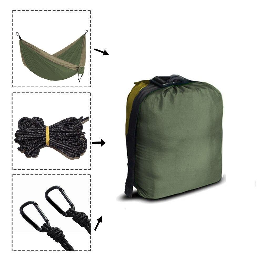 портативный парашютом нейлона GM camping дисперсии