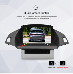 Image 5 - 옥타 코어 안 드 로이드 8.1 자동차 dvd 플레이어 멀티미디어 유럽 포드 kuga c 최대 2013 + 자동 라디오 2 din fm gps 네비게이션 비디오 스테레오