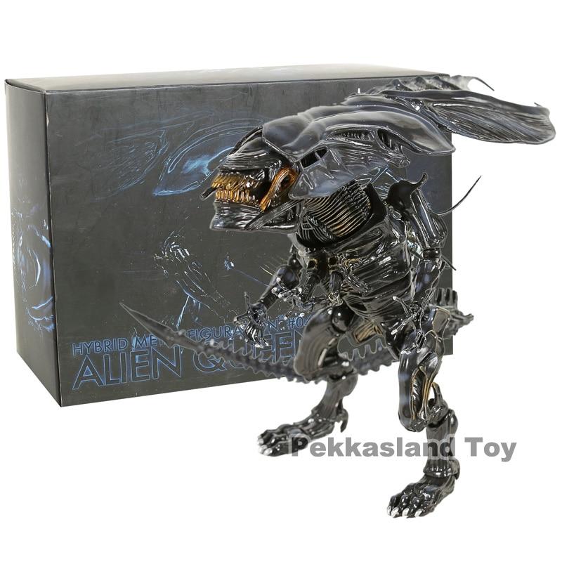 Aliens Alien Queen Hybrid Metal Figuration #047 PVC Action Figure Collectible Model Toy
