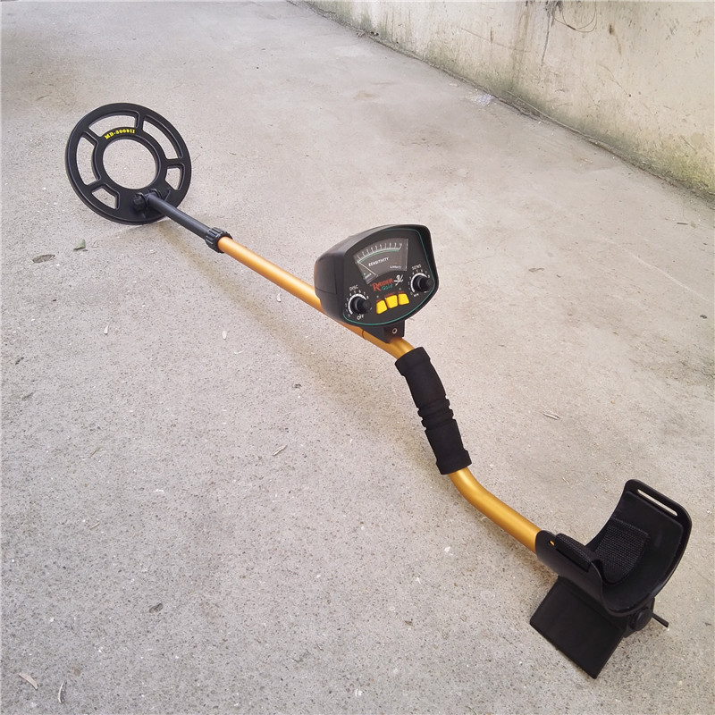 MD-3009II Underground Metal Detector Gold Detectors MD3009II, Treasure Hunter Detector Circuit Metales md 3010ii lcd back light display underground metal detector treasure hunter hobby upgraded metal detectors md3010ii