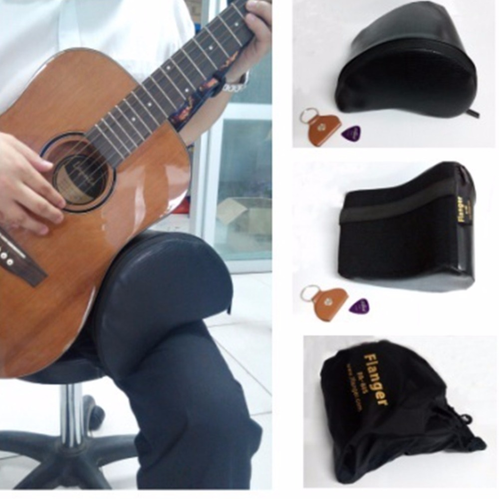 Flanger Professional Guitar Rest For Classical Guitar Reduce Fatigue Instead Of Guitar Footstool Black FA-80S Free Shipping zzpohe 2017 summer new woman slippers fashion women flat casual flip flops sandals ladies soft bottom comfortable beach shoes