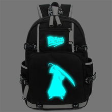 Anime Bleach Ichigo Kurosaki Luminous Backpack