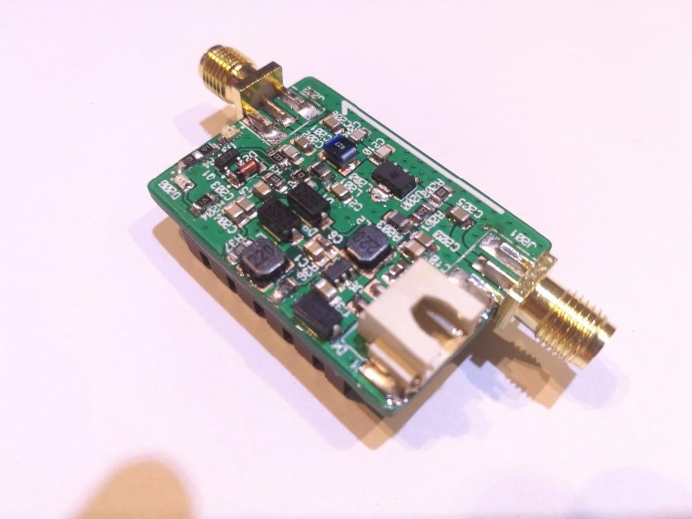 Updates 433MHz Amplifier Wireless Communication RF Power Amplifier BLT53 6V 2W 33dbm SX1278 SI4432