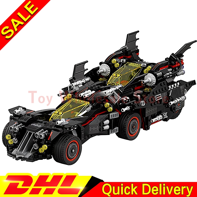 legoings Batman 07077 Marvel Super Heroes Genuine Movie The Ultimate Batmobile Building Blocks Bricks Toys C 70917 legoe batman 07077 marvel super heroes genuine movie the ultimate batmobile building blocks bricks toys compatible legoing 70917