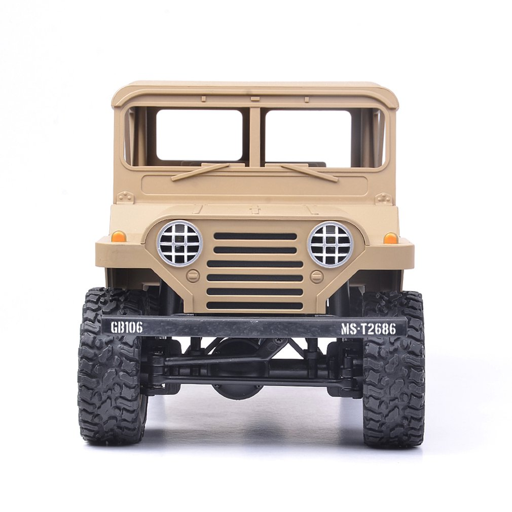 SUBOTECH BG1522 <font><b>1/14</b></font> 2.4G 4WD Crawler Off-road RC Climbing Car Buggy Toys High Speed Vehicle with Headlight RTR image