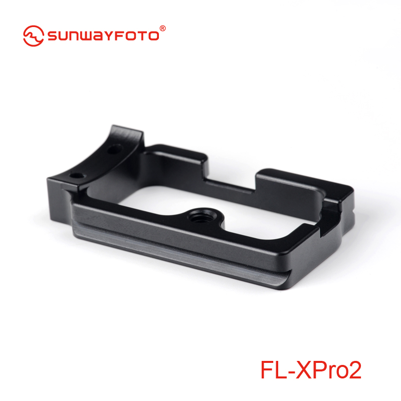 SUNWAYFOTO PFL-XPRO2 Stativkopf-Schnellwechselplatte für Fuji X pro2 - Kamera und Foto - Foto 6
