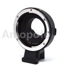 Amopofo EF-M4/3 AF II Version lens Mount Adapter For Canon EF/EF-S Lens to M4/3 Camera