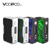 100% Authentic VOOPOO Drag 157W TC Box Mod TC mod VW 18650 Battery Temperature Control e-cig 157W 18650 box mod vape NO battery