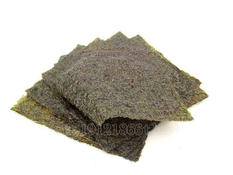 50 шт./компл. Нори Суши + бамбуковые скатывающиеся коврики нори инструмент, высококачественные водоросли нори для суши, японский alga нори набор для суши + инструмент-4