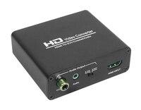 Hot New HDMI para DVI + SPDIF Conversor de Áudio Estéreo Spliter HDMI para DVI Divisor De Áudio com Remoção de HDCP HD 1080 P Vídeo