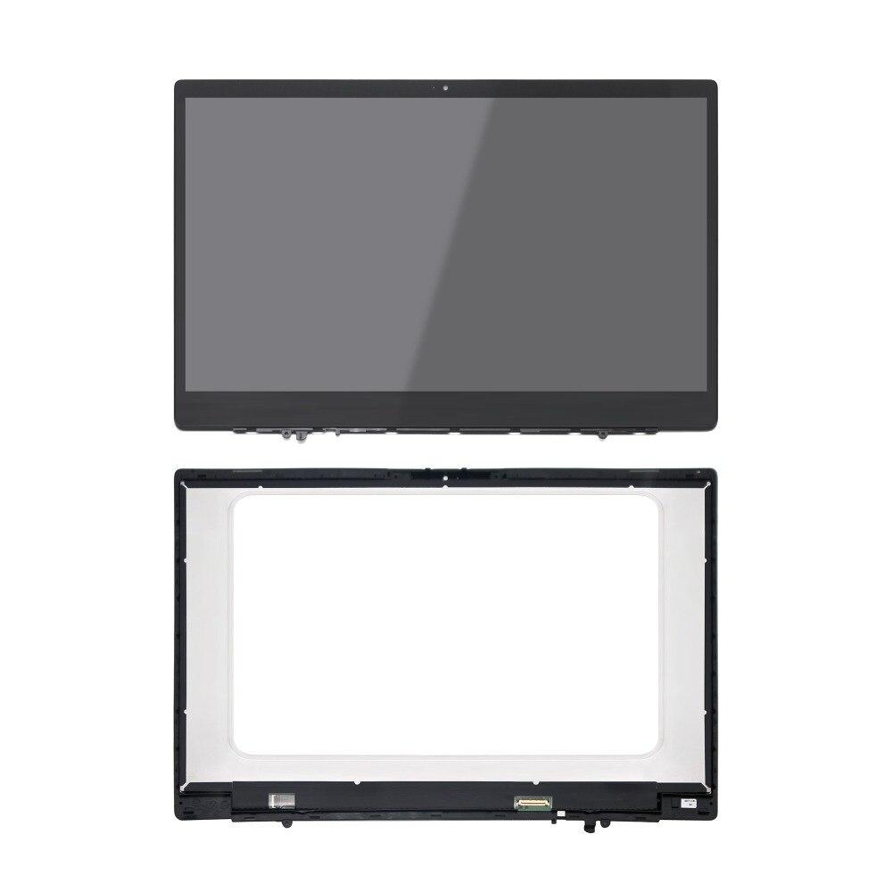 15.6 IPS led lcd assemblée d'affichage avec avant panneau de verre pour xiaomi portable air pro 15 1920x1080 matrice