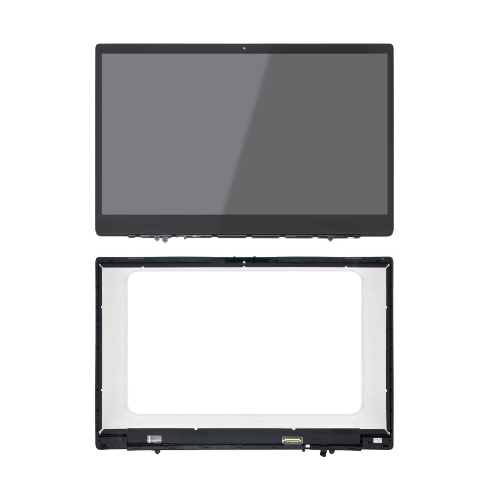 все цены на 15.6 IPS led lcd display assembly with front glass panel for xiaomi notebook air pro 15 1920x1080 matrix