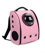 Best Sell Capsule Shaped Pet Carrier Breathable Pet Backpack For Dog Outside Travel Portable Women Cat Cartoon Bags Pet Supplies