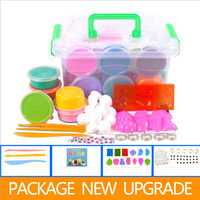24 Color 2016 Hot Sale Dynamic Educational Amazing No Mess Indoor Magic Play Sand Children Toys