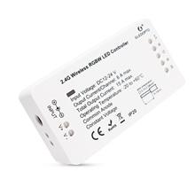GLEDOPTO ZIGBEE smart home Led RGBWW Controller for LED strip compatible with echo plus zigbee 3.0 hub smartthings DC12-24V LED