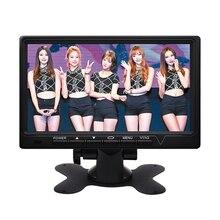 7 дюймов HD 800*480 TFT цветной ЖК-монитор для камеры заднего вида автомобильная система заднего вида