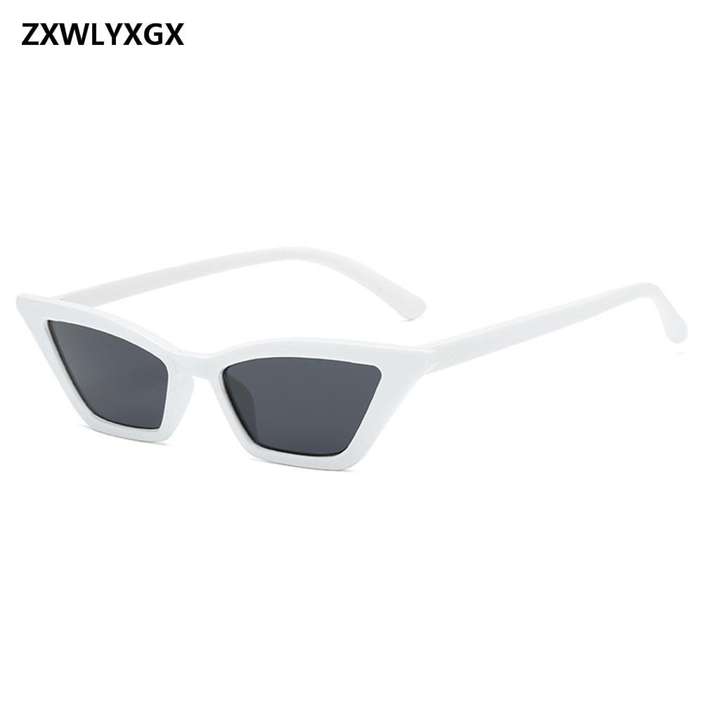 ZXWLYXGX 2018 new fashion zonnebril zonnebril ms.man retro kleurrijke - Kledingaccessoires - Foto 5